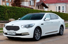 Kia Quoris wheels and tires specs icon
