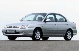 opony do Kia Sephia II [1997 .. 2001] Saloon