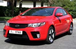 Kia Shuma TD Coupe