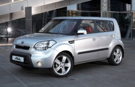 Kia Soul AM Hatchback