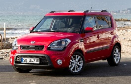 Kia Soul AM Restyling Hatchback