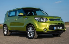 Kia Soul wheels and tires specs icon