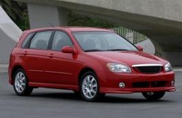 Kia Spectra II Hatchback