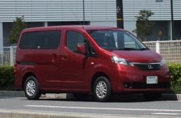 Mitsubishi Delica D:3 MPV