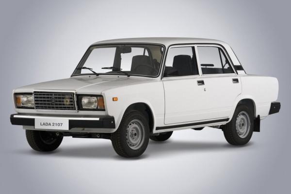 Icona per specifiche di ruote e pneumatici per LADA 2107