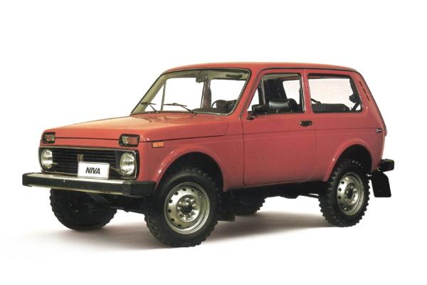 Icona per specifiche di ruote e pneumatici per LADA 4X4