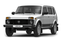 LADA 4X4 (2131) Closed Off-Road Vehicle