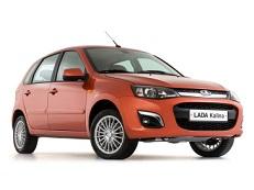 LADA Kalina 219x (2192) Hatchback