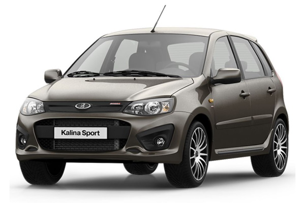 LADA Kalina Sport wheels and tires specs icon