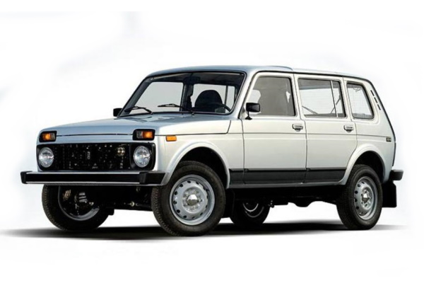 LADA Niva 2121x/2131x Closed Off-Road Vehicle
