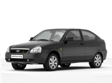 LADA Priora 217x Coupe