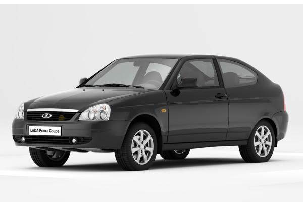 LADA Priora 217x (2172) Coupe