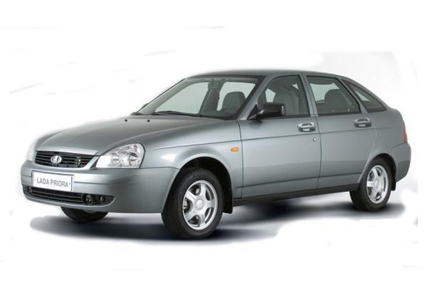 LADA Priora 217x (2172) Hatchback
