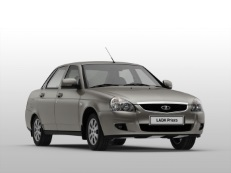LADA Priora 217x Restyling (2170) Saloon