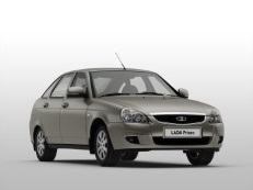 LADA Priora 217x Restyling (2172) Hatchback