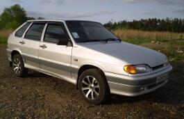 LADA Samara Restyling Hatchback