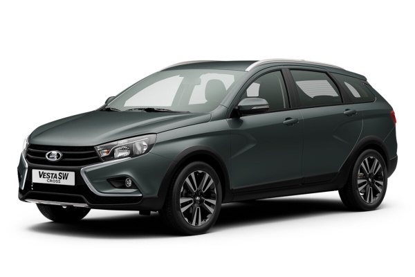 LADA Vesta SW Cross B/C (2181) Estate