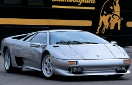 Lamborghini Diablo wheels and tires specs icon
