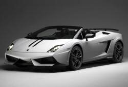 Lamborghini Gallardo LP560-4 Spyder wheels and tires specs icon