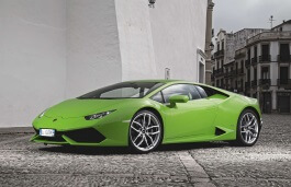 Lamborghini Huracan wheels and tires specs icon