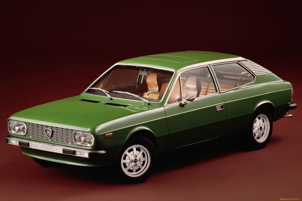 Lancia Beta 828 HPE shooting-brake