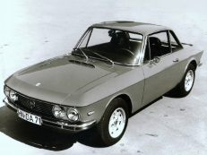Lancia Fulvia wheels and tires specs icon