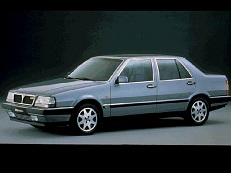Lancia Thema 834 Saloon