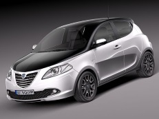 蓝旗亚 Ypsilon Type 846 Hatchback