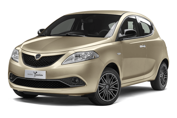 Lancia Ypsilon wheels and tires specs icon