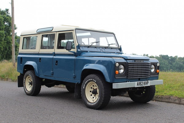 Land Rover Defender (110) One Ten