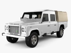 Land Rover Defender I (130) Pickup Crew Cab