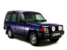 Land Rover Discovery 1 LJ Closed Off-Road Vehicle
