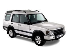 Land Rover Discovery 2 L318 Closed Off-Road Vehicle