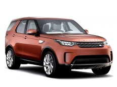 Land Rover Discovery 5 L462 Closed Off-Road Vehicle