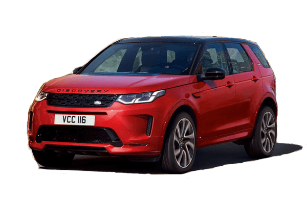 路虎 Discovery Sport L550 Restyling Closed Off-Road Vehicle