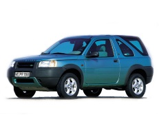 Land Rover Freelander L314 Closed Off-Road Vehicle