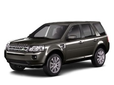 Land Rover Freelander 2 L359 Restyling (FA) Closed Off-Road Vehicle