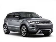 Land Rover Range Rover Evoque L538 Closed Off-Road Vehicle