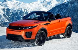 Land Rover Range Rover Evoque L538 Restyling Convertible