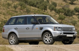 Land Rover Range Rover Sport I (LS) Closed Off-Road Vehicle