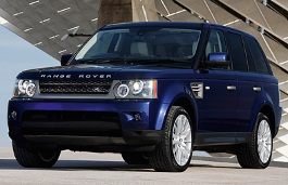 Land Rover Range Rover Sport I Restyling (LS) Closed Off-Road Vehicle
