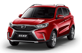 Landwind X2 wheels and tires specs icon