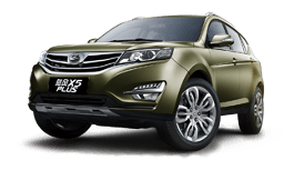 Landwind X5 wheels and tires specs icon