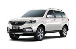 Landwind X8 wheels and tires specs icon