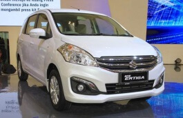 Maruti Ertiga wheels and tires specs icon