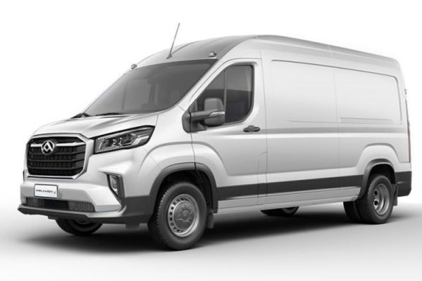 LDV Deliver 9 wheels and tires specs icon