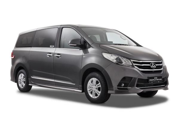 LDV G10 Van