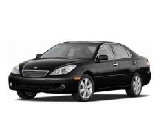 roues et icone de spécifications de pneus pour Lexus ES