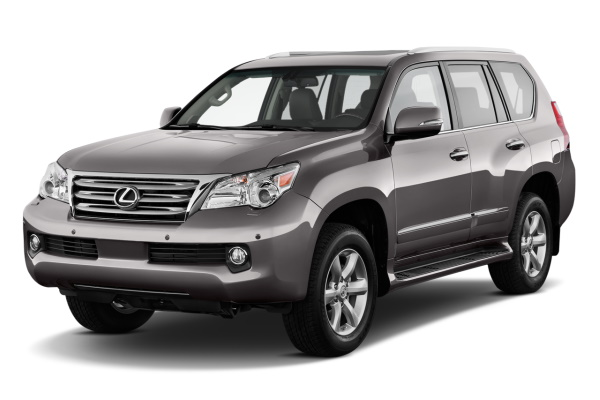 Lexus GX wheels and tires specs icon