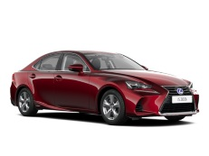 Lexus IS XE30 Restyling Седан